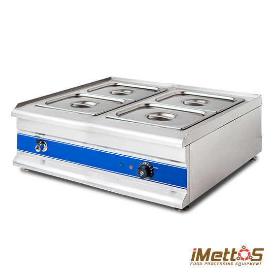 Commerical Electric Bain Marie 2/4/6/8 Pans