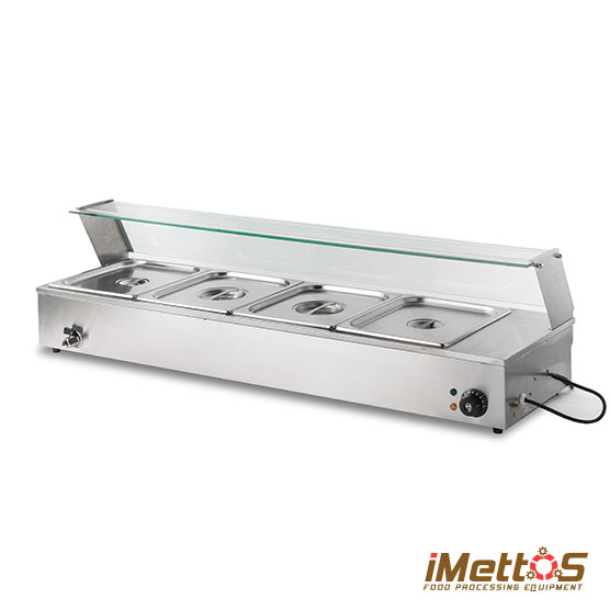Stainless steel Electric Bain Marie