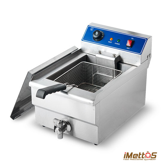 Electric Fryer with oil drain valve, Quality Electric fryer Manufacturer & Suppliers