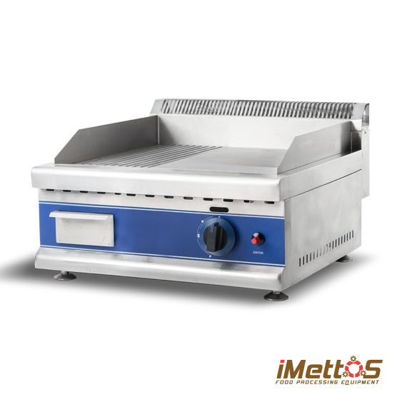 GG350 Countertop Gas Griddle Commercial Single Burner