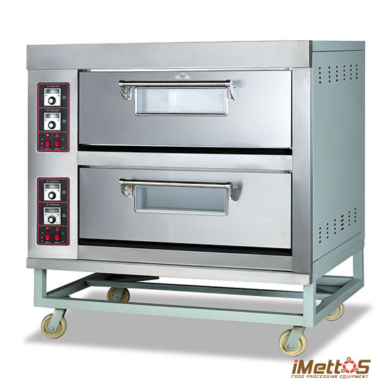 imettos arf 60h 3 layers 6 pans commercial ovens gas baking oven series. Black Bedroom Furniture Sets. Home Design Ideas