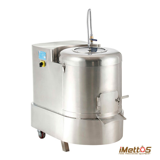 30L Capacity Potato Peelers Commercial for Peeling and Scraping potatoes