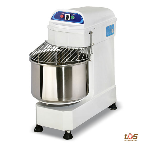 40L Spiral Mixer / Dough mixer Double Speed & Double Active for High-Quality Dough