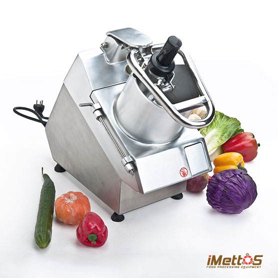750W Heavy Duty Electric Vegetable Cutter Supplier for mass food Preparation