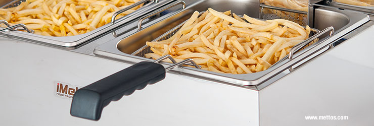 Commercial Electric Deep Fryer / Gas fryer